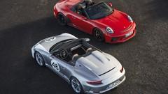Porsche 911 Speedster (2019) : cadeau de départ en retraite