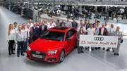 Audi A4 : 25 ans déjà
