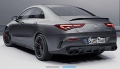 Mercedes-AMG dévoile par erreur la CLA 45 !