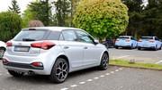 Hyundai : l'i20 N en préparation au Nürburgring