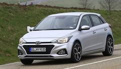 Hyundai i20 N : Un mulet pour la GTi coréenne