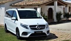 Essai Mercedes Classe V(2019) : 239 chevaux pour le paquebot de l'étoile