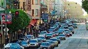 Uber et Lyft donnent un fort goût de bouchon à San Francisco