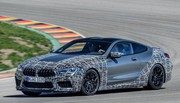 BMW M8 : un système de freinage paramétrable