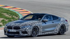 BMW M8 : freinage à force variable