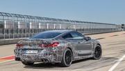 BMW M8 : elle arrive, avec des « freins à la carte »