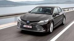 Essai Toyota Camry : berline avec chauffeur