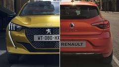 La Peugeot 208 face à la Renault Clio : la bataille des chiffres