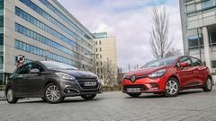 Comparatif – Peugeot 208 VS Renault Clio : un dernier pour la route