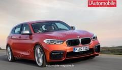 La future BMW Série 1 face à sa devancière