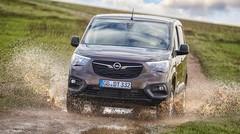 Opel Combo : aussi en 4x4 avec Dangel