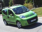Essai Fiat Fiorino Qubo 1.3 JTD 75 ch : Retour aux sources