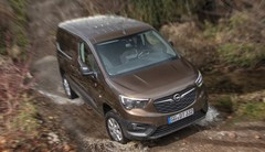Dangel offre quatre roues motrices à l'Opel Combo