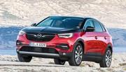 Opel Grandland X Hybrid4 : le renfort de l'électricité