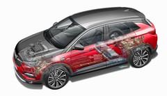 Opel dévoile le Grandland X Hybrid4