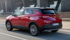 Le SUV hybride rechargeable Opel Grandland X Hybrid4 dévoilé