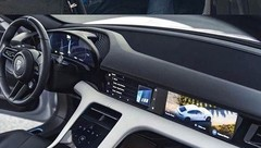 Porsche Taycan : l'intérieur en fuite ?