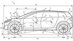 La voiture de Dyson en mode brevet