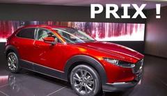 Le nouveau SUV Mazda CX-30 à partir de 26 500 €