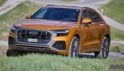Essai Audi Q8: espace et cachet