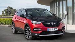 Opel dévoile son Grandland X hybride rechargeable