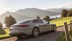 La Porsche Panamera, déjà 10 ans et plus de 235.000 exemplaires livrés dans le monde