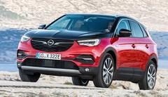 Opel Grandland X Hybrid4 : Le quatrième n'a rien d'un dernier