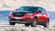 Opel Grandland X Hybrid4 (2019) 300 ch : 4 roues motrices et 50 km en mode électrique