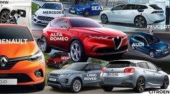 Futures voitures hybrides : tout le monde s'y met