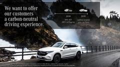 Ambition2039 : le grand projet Mercedes de réduction des émissions de CO2