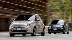 Fiat 500 avec les versions Star et Rockstar : Le 14 mai 2019