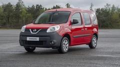 NV250 : Nissan rebadge le Kangoo
