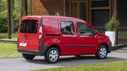 Nissan devoile le fourgon compact NV250