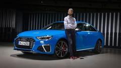 Nouvelle Audi A4 (2019) : bienvenue à bord de l'A4 restylée