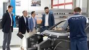 Le groupe Hyundai investit dans Rimac