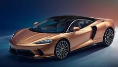 McLaren GT : la Grand Tourer dévoilée