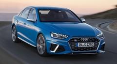 Voici la nouvelle Audi A4*