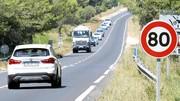 80 km/h : Philippe ouvre la voie à un assouplissement par les départements