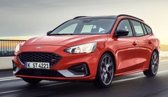 La nouvelle Ford Focus ST SW en images