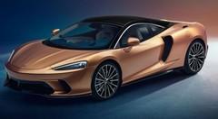 McLaren GT (2019) : la McLaren pour voyager
