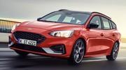 Ford Focus ST Wagon (2019) : infos et photos officielles