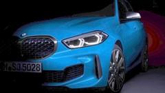 BMW Série 1 : le bout du museau