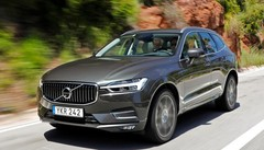 Légère hybridation pour le Volvo XC60 diesel 4x4