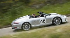Essai Porsche 911 Speedster