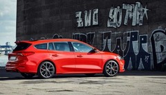Ford Focus SW ST (2019) : Après la berline, le break SW prend du muscle