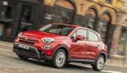 Essai nouvelle Fiat 500X 2019 : de nouvelles motorisations et un léger restylage