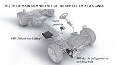 Volkswagen Golf 8 (2019) : De l'hybride sur les moteurs TSI