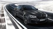 BMW M5 Edition 35 Years : bon anniversaire M5 !