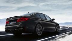 BMW M5 : série limitée pour les 35 ans du modèle
