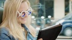 Des lunettes pour éviter la nausée Citroën